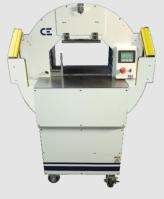 banding machine for manual or semi automatic use