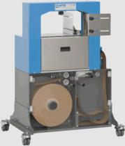 Banding Machine for wide bands