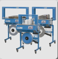 Ultra sonic banding machine