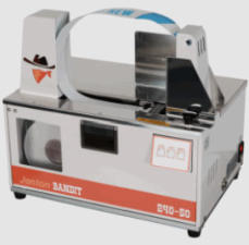 Banding Machine for Paper or Film  Benchtop/Tabletop Heat Seal 30 and 50 mm
