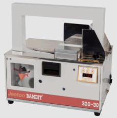 Film or Paper Benchtop Banding Machine non jamming